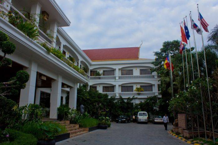 Lin Ratanak Angkor Hotel, Siem Reap, Cambodia, where to stay, hotels, hostels, and apartments in Siem Reap
