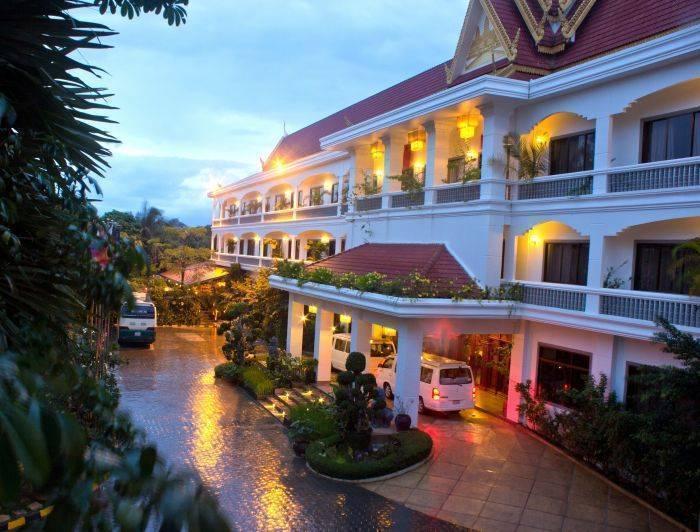 Lin Ratanak Angkor Hotel, Siem Reap, Cambodia, Cambodia hotels and hostels
