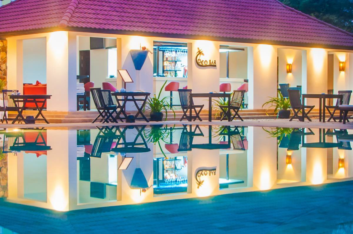 Lotus Blanc Hotel, Siem Reap, Cambodia, Cambodia hotels and hostels