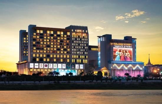 Naga World Hotel, Phnom Penh, Cambodia, Cambodia hotels and hostels