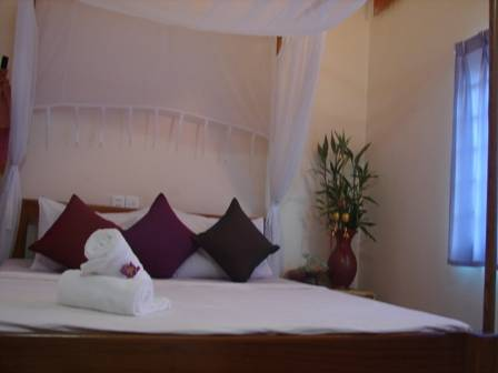 Palm Garden Lodge, Siem Reap, Cambodia, what is a green hostel in Siem Reap