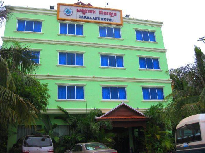 Parklane Hotel, Siem Reap, Cambodia, Cambodia hotels and hostels