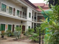 Potted Palm Garden, Phnom Penh, Cambodia, Cambodia hotels and hostels