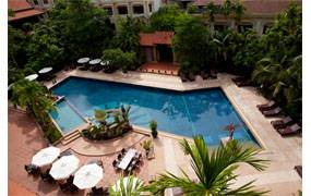 Prince D'angkor Hotel And Spa, Siem Reap, Cambodia, Cambodia hotels and hostels