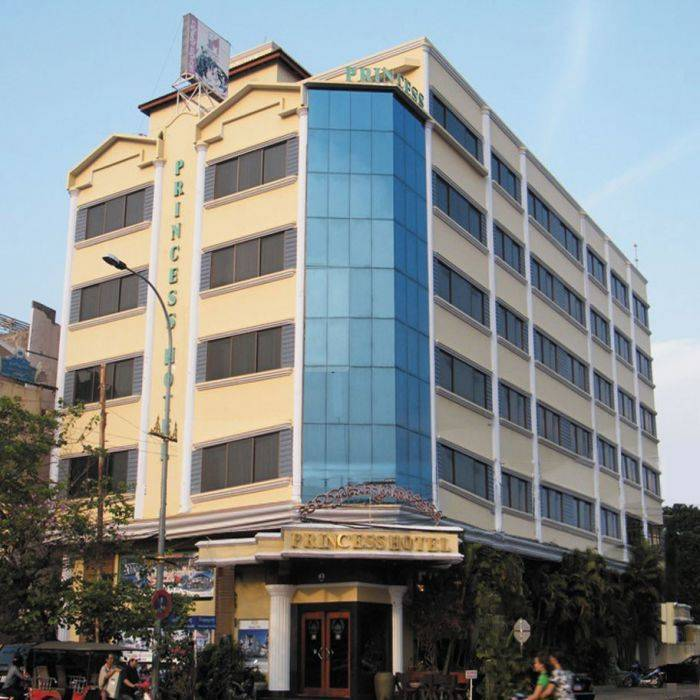 Princess Hotel, Phumi Prey Sandek, Cambodia, Cambodia hotels and hostels