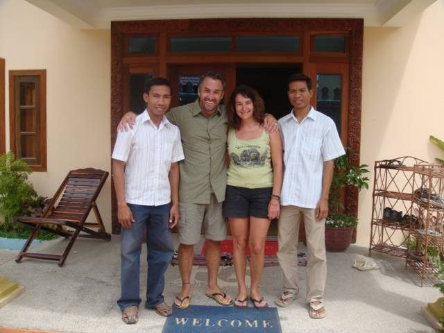 Prohm Roth Guesthouse, Siem Reap, Cambodia, how to find affordable travel deals and hotels in Siem Reap