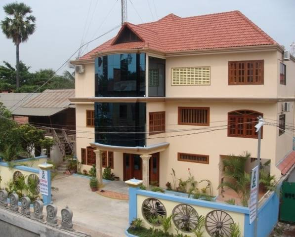 Prohm Roth Guesthouse, Siem Reap, Cambodia, Cambodia hotels and hostels