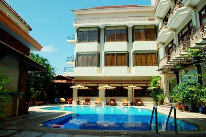 Prum Bayon Hotel, Siem Reap, Cambodia, Cambodia hotels and hostels