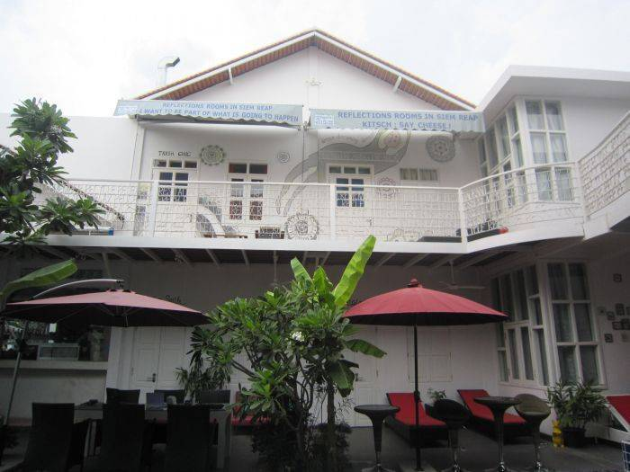 Reflections Art Boutique Hotel, Siem Reap, Cambodia, Cambodia hotels and hostels