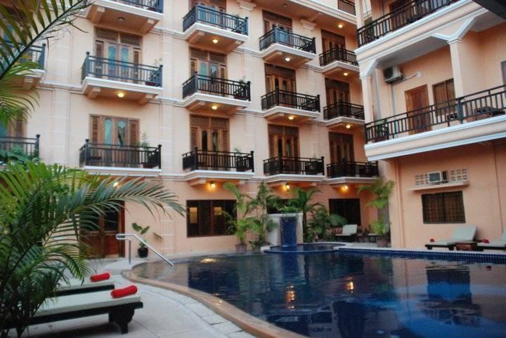 Rithy Rine Angkor Hotel, Siem Reap, Cambodia, Cambodia hotels and hostels