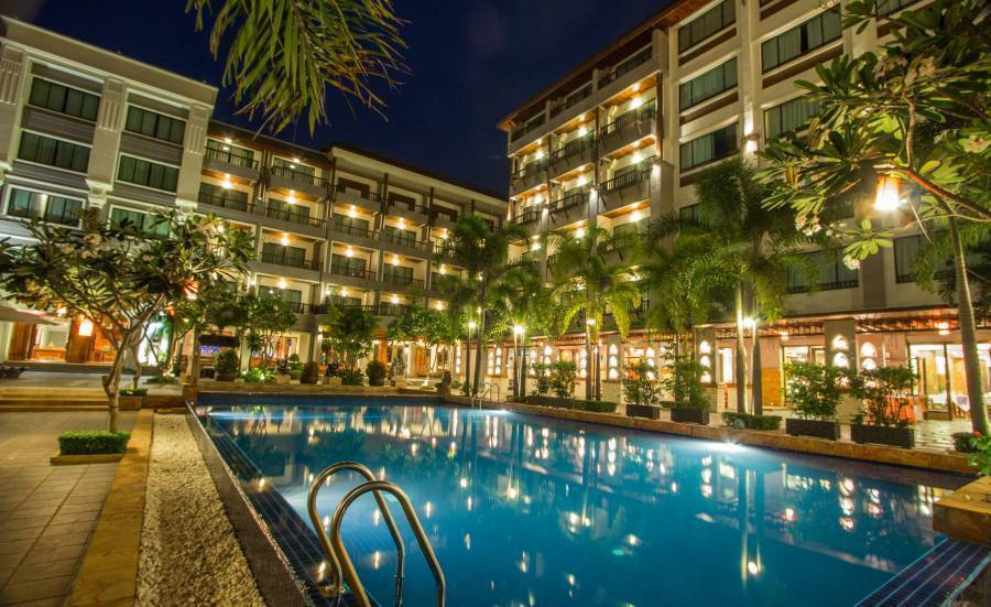 Royal Empire Hotel, Siem Reap, Cambodia, Cambodia hotels and hostels