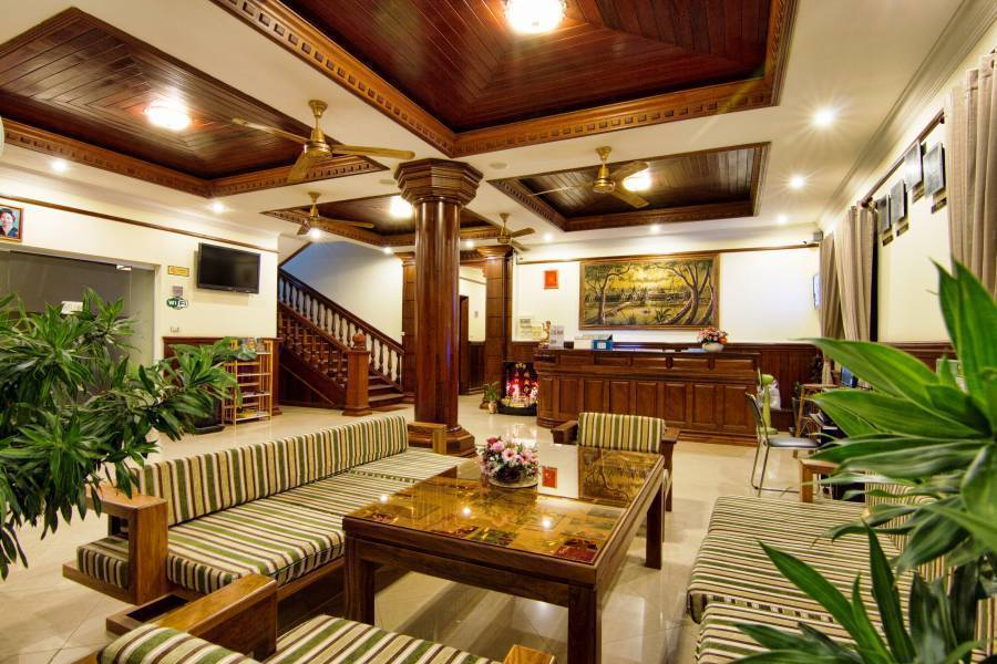 Samros Khmer Villa, Siem Reap, Cambodia, hotel bookings for special events in Siem Reap