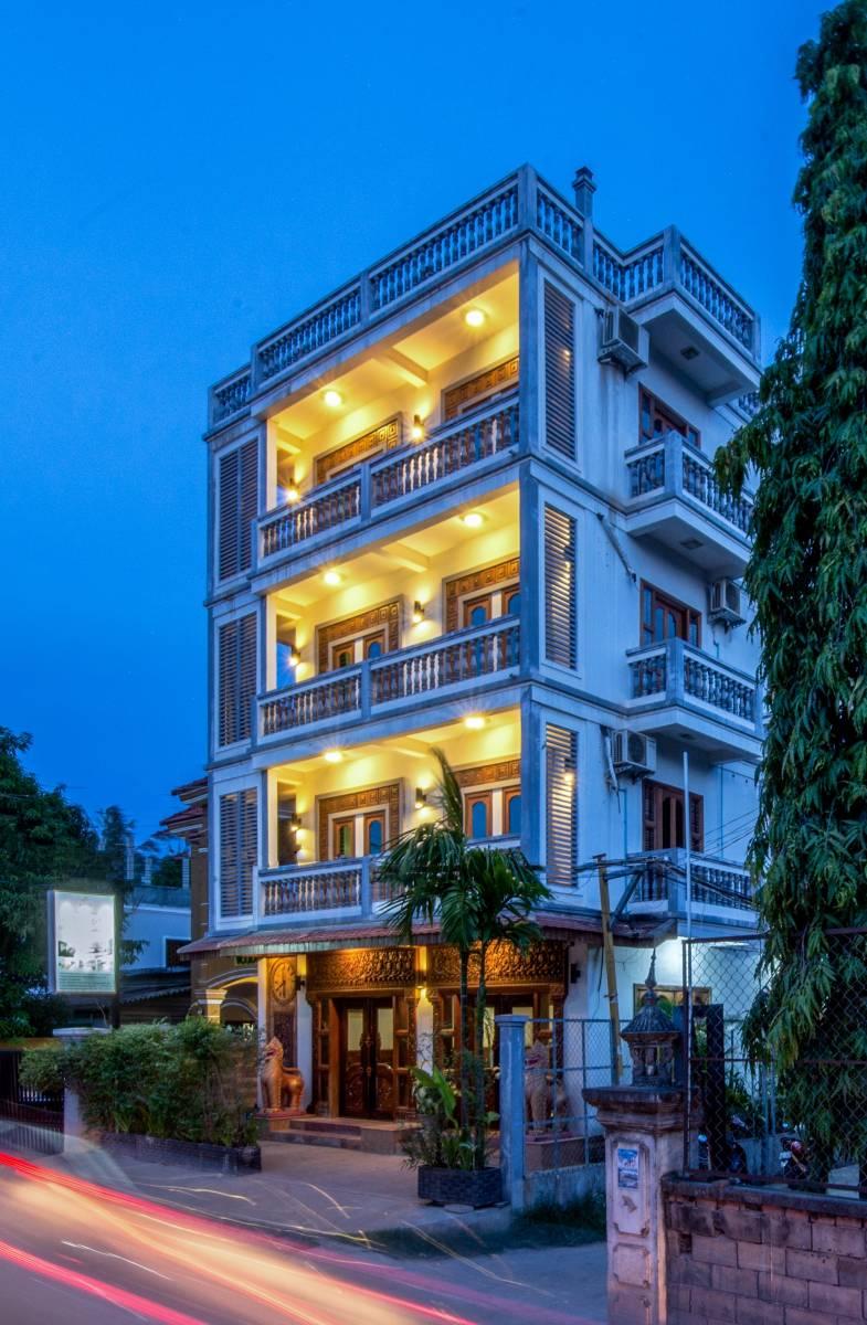 Seasons D Angkor Hotel, Siem Reap, Cambodia, Cambodia hotels and hostels