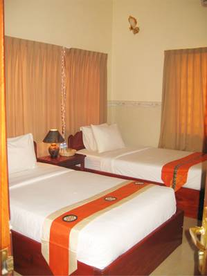 So Chhin Hotel, Siem Reap, Cambodia, Cambodia hotels and hostels
