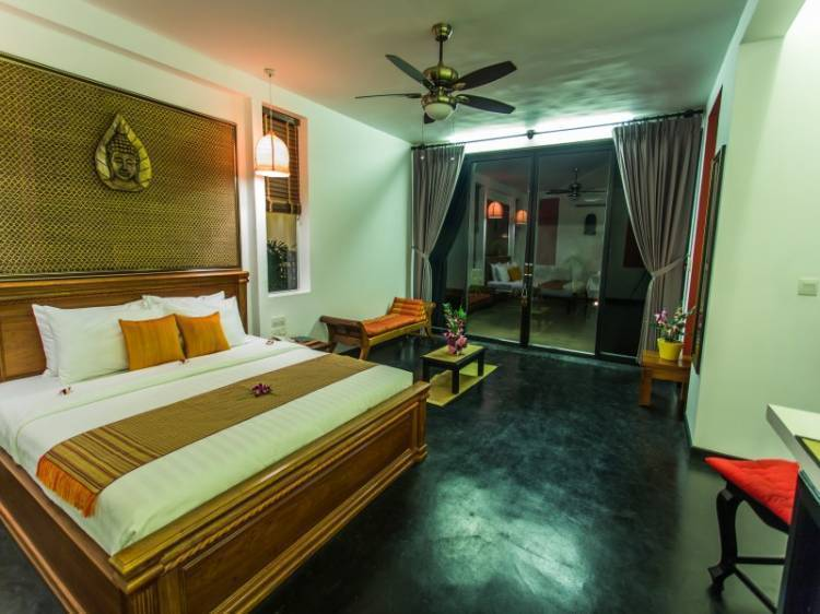 Suorkear Boutique Hotel and Spa, Siem Reap, Cambodia, most recommended hotels by travelers and customers in Siem Reap