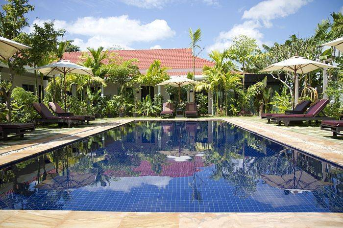 The Moon Boutique Hotel, Siem Reap, Cambodia, Cambodia hotels and hostels