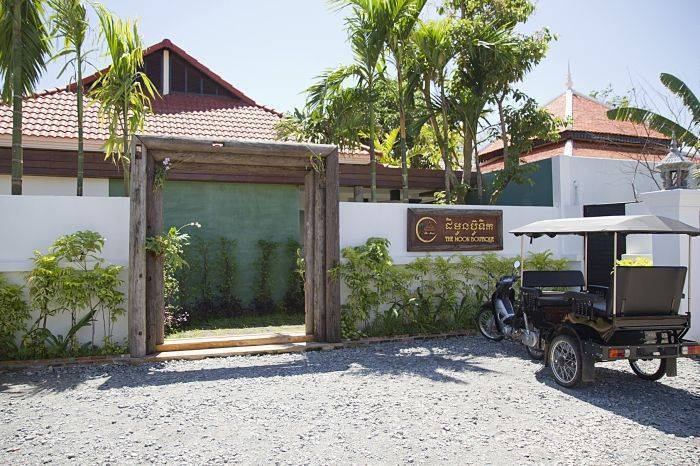 The Moon Boutique Hotel, Siem Reap, Cambodia, top quality destinations in Siem Reap