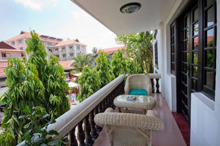 The Moon Villa and Spa, Siem Reap, Cambodia, Cambodia hostels and hotels