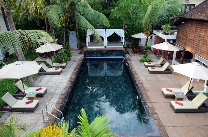 Suorkear Villa Hotel, Siem Reap, Cambodia, Cambodia hotels and hostels