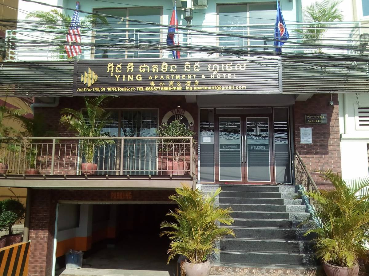 Ying Apartments and Hotel, Tuol Kok, Cambodia, Cambodia hotels and hostels