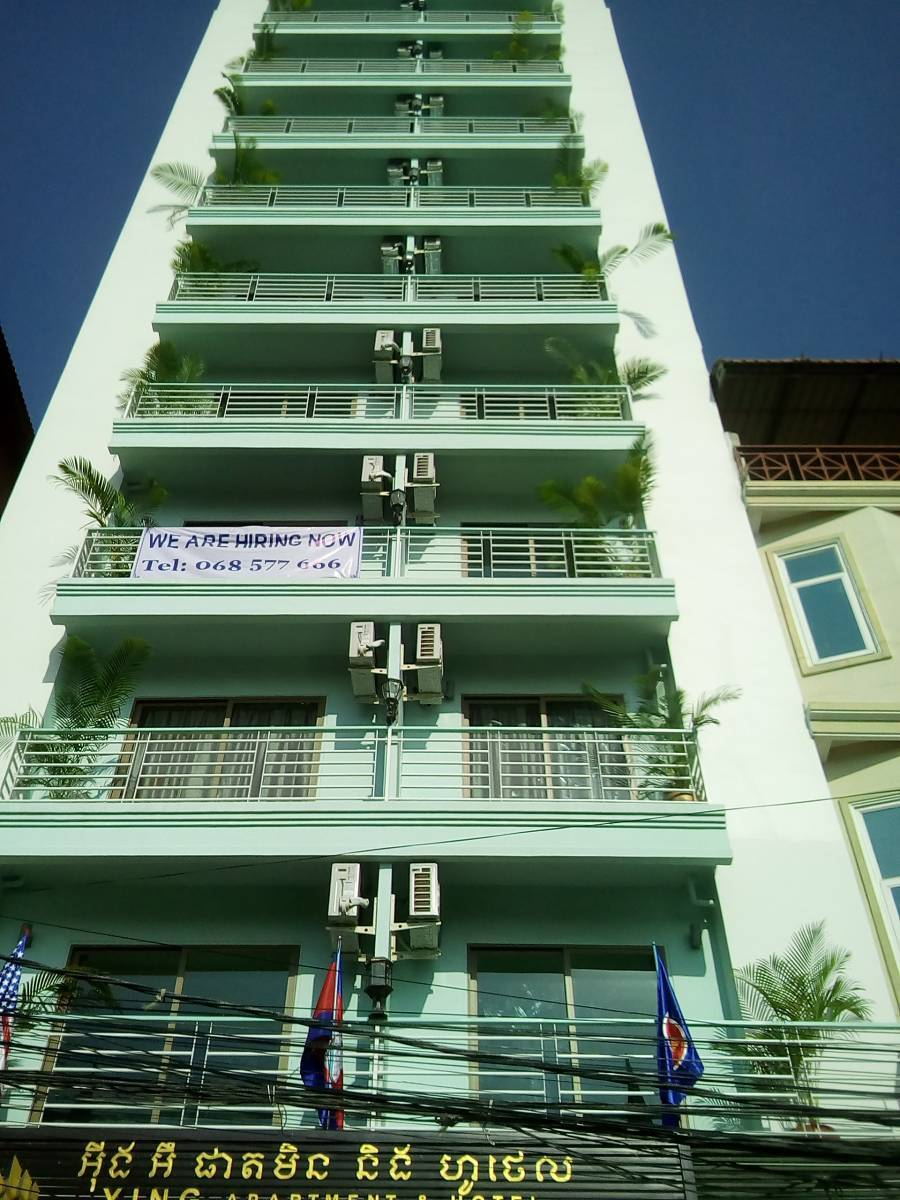 Ying Apartments and Hotel, Tuol Kok, Cambodia, what do I need to travel internationally in Tuol Kok