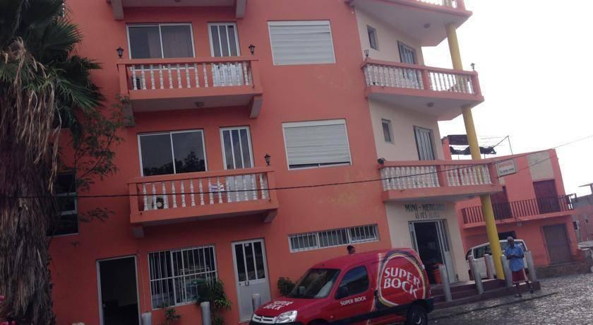 Aparthotel Inacio, Sao Filipe, Cape Verde, Cape Verde hotels and hostels