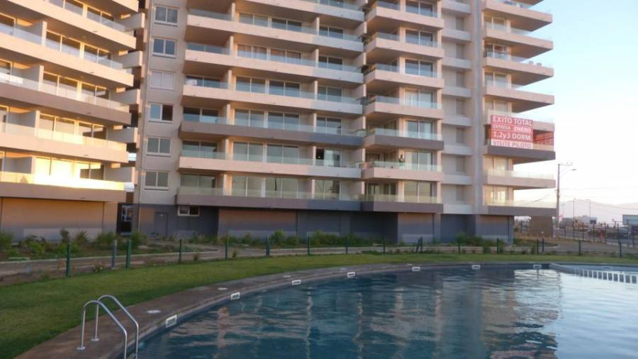 Apartment Ocaranza, La Serena, Chile, Chile hotels and hostels