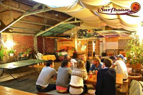 Arica Surf House Hostel, Arica, Chile, Chile hostels and hotels