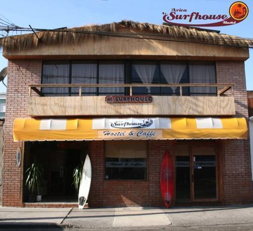 Arica Surf House Hostel, Arica, Chile, hotels with breakfast in Arica