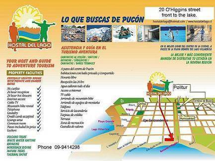 Backpackers Hostal Del Lago, Renaca Bajo, Chile, Chile hotels and hostels
