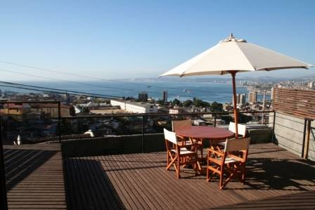 Camila 109 Bed and Breakfast, Valparaiso, Chile, Chile hotels and hostels