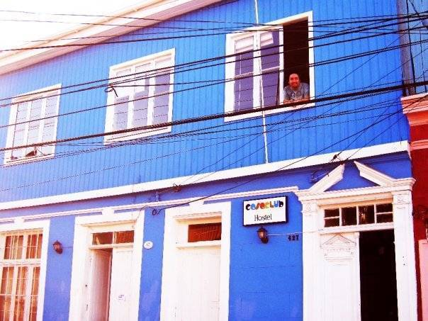Casaclub Hostel, Valparaiso, Chile, Chile hotels and hostels