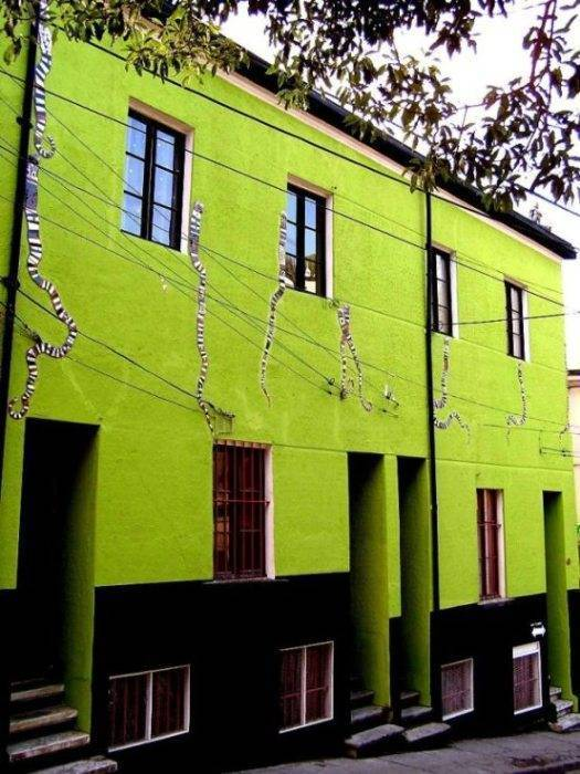 Casa Verde Limon, Valparaiso, Chile, Chile hotels and hostels