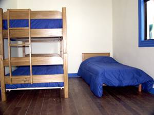 Ecohostel Chile, Santiago, Chile, what are the safest areas or neighborhoods for hostels in Santiago