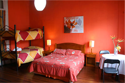 Hostal Costamanantial, Valparaiso, Chile, Chile hotels and hostels
