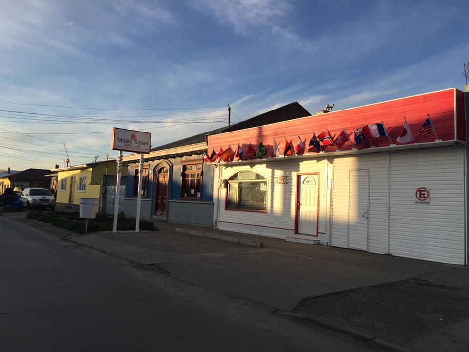Hostal Maipu Street, Punta Arenas, Chile, Chile ホテルとホステル