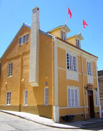 Hostal Morgan Bed and Breakfast, Valparaiso, Chile, Chile hotels and hostels