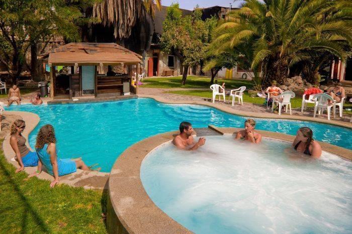 La Casa Roja Hostel, Santiago, Chile, Chile hôtels et auberges