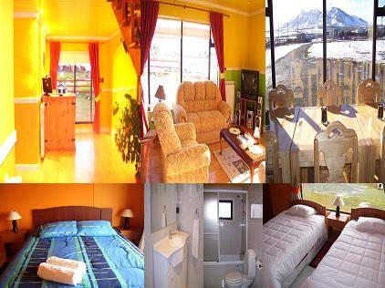 Patagonia Bed and Breakfast, Puerto Natales, Chile, Michelin rated hotels in Puerto Natales