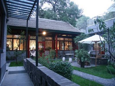 4BanQiao Courtyard Guesthouse, Beijing, China, China hotels and hostels