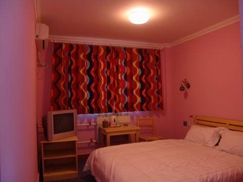 Beijing Drum Tower Youth Hostel, Beijing, China, online secure confirmed reservations in Beijing