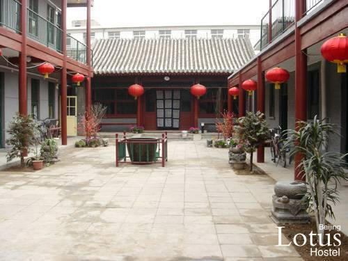 Beijing Lotus Hostel, Beijing, China, China hotels and hostels