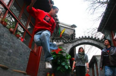 Beijing Templeside House Youth Hostel, Beijing, China, China Hotels und Herbergen