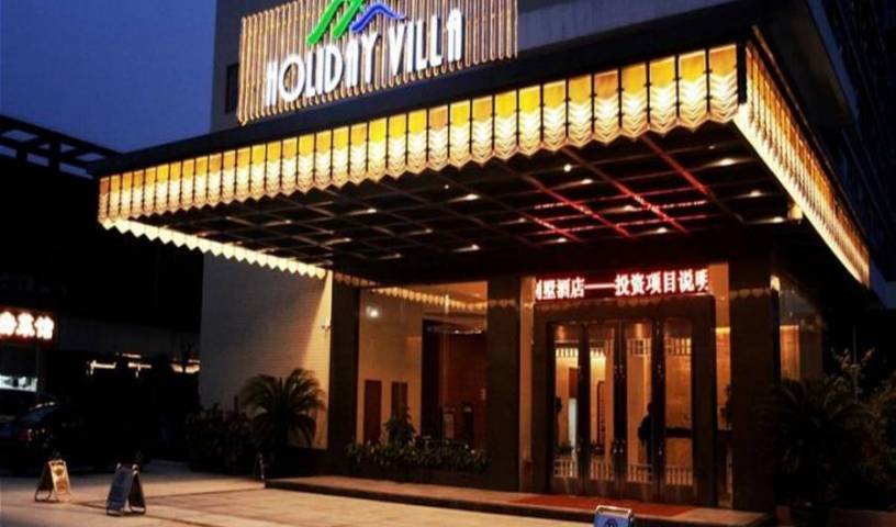 Holiday Villa Hotel and Residence - Get cheap hostel rates and check availability in Guangzhou 15 photos