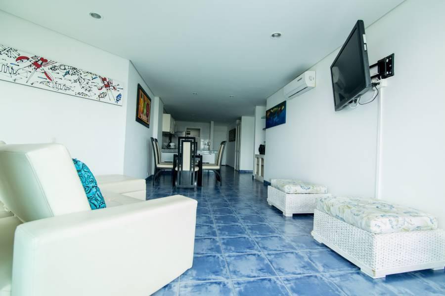 Apartamento Amoblado En Cartagena G1, Cartagena, Colombia, Colombia hotels and hostels