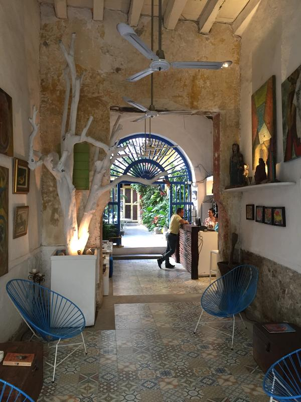 Be Lounge Hostel, Cartagena, Colombia, Colombia hotels and hostels
