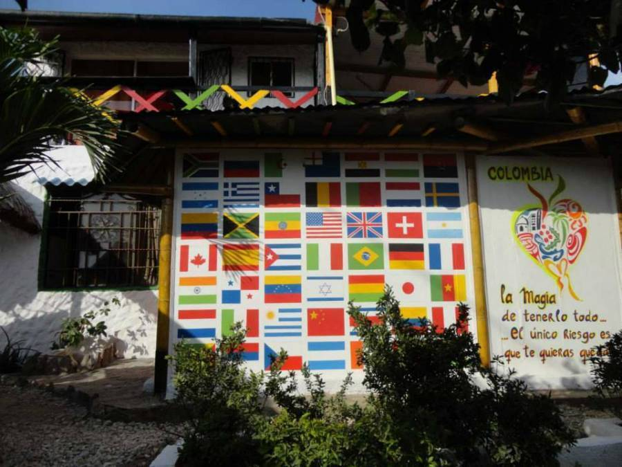 Casa Jamaica Hostel, Taganga, Colombia, Colombia hotels and hostels