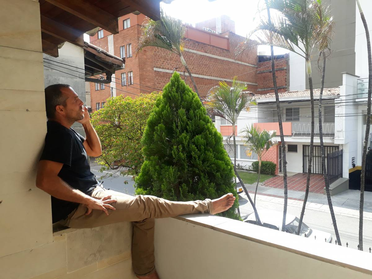 Coffeeandpeace Hostel, Medellin, Colombia, pleasant places to stay in Medellin