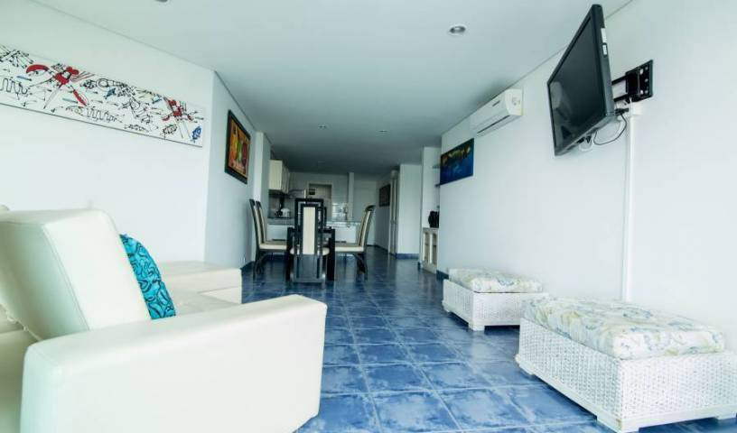 Apartamento Amoblado En Cartagena G1 - Search available rooms for hotel and hostel reservations in Cartagena 11 photos