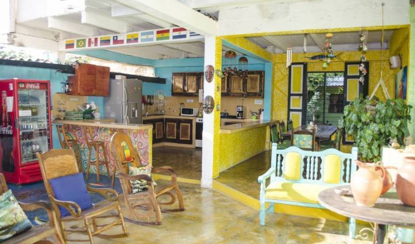 Hostel Villa Mary - Get low hotel rates and check availability in Santa Marta, CO 14 photos